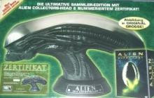 Alien - Quadrilogy (inkl. Alien Head) (Limited Edition, 9 DVDs)