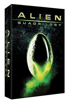 Alien - Quadrilogy (9 DVDs)