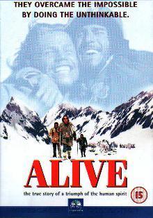 Alive! (Überleben) (1993) [UK Import mit dt. Ton]