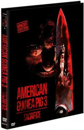 American Guinea Pig 3 - Sacrifice (Limited Mediabook, Cover A) (2017) [FSK 18]