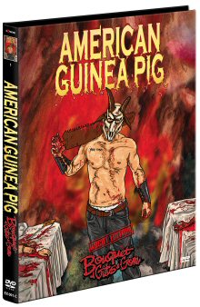 American Guinea Pig: Bouquet of Guts and Gore (Limited Mediabook, 2 DVDs, Cover C) (2015) [FSK 18]