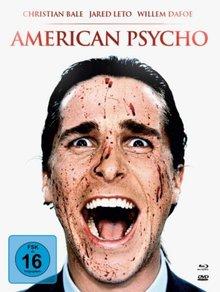 American Psycho (Limited Mediabook, Blu-ray+DVD) (2000) [Blu-ray]