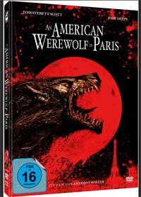 American Werewolf 2 (Limited Mediabook, Blu-ray+DVD) (1997) [Blu-ray]