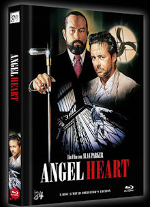 Angel Heart (Limited Mediabook, Blu-ray+DVD, Cover A) (1987) [Blu-ray]