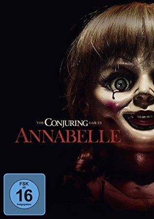 Annabelle (2014) [Gebraucht - Zustand (Sehr Gut)]