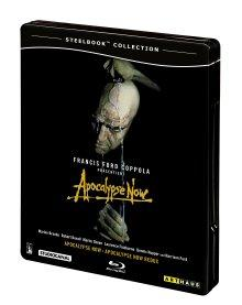 Apocalypse Now (Kinofassung & Redux) - Steelbook (1979) [Blu-ray]