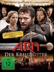 Arn - Der Kreuzritter (Ungeschnittene TV-Langfassung, 4 DVDs) (2007)