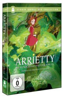 Arrietty - Die wundersame Welt der Borger (2 DVDs Special Edition) (2010)
