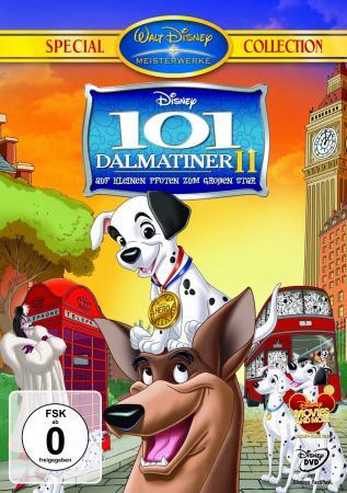 101 Dalmatiner II - Auf kleinen Pfoten zum großen Star (Special Collection) (2002)