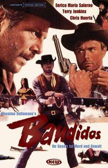 Bandidos - Ihr Gesetz ist Mord und Gewalt! (große Hartbox) (1968) [FSK 18]
