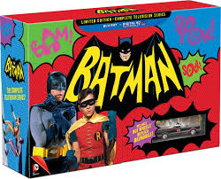 Batman: The Complete TV Series - Limited Edition (1966) [UK Import mit dt. Ton] [Blu-ray]