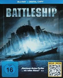 Battleship (Steelbook, Limited Edition) (2012) [Blu-ray]
