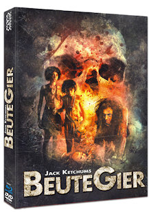 Jack Ketchums Beutegier (Limited Mediabook, Blu-ray+DVD, Cover A) (2009) [FSK 18] [Blu-ray] [Gebraucht - Zustand (Sehr Gut)]
