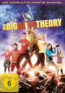 The Big Bang Theory - Die komplette f�nfte Staffel (3 DVDs)