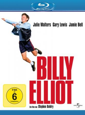 Billy Elliot - I Will Dance (2000) [Blu-ray]