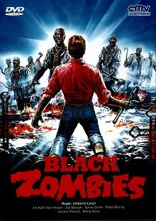 Black Zombies (Cover A) (1991) [FSK 18]