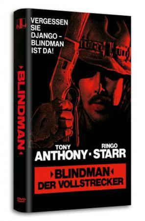 Blindman - Der Vollstrecker (Große Hartbox, Cover D, Limitiert auf 33 Stück) (1971) [FSK 18]