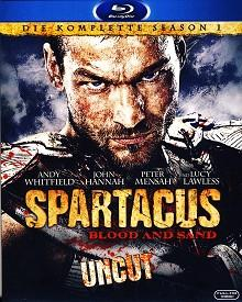 Spartacus: Blood and Sand - Die komplette erste Staffel (Uncut �sterreich Version) [FSK 18] [Blu-ray]