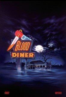 Blood Diner (Uncut, Limitiert auf 250 Stück, Cover B) (1987)