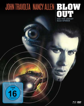 Blow Out - Der Tod löscht alle Spuren (Limited Mediabook, Blu-ray+2 DVDs) (1981) [Blu-ray]
