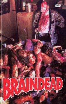 Braindead (Große Hartbox, Cover C, Limitiert auf 333 Stück) (1992) [FSK 18]