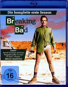 Breaking Bad - Die komplette erste Season (2 Discs) [Blu-ray]
