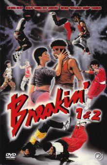 Breakin' 1&2 (Kleine Hartbox) (1984)