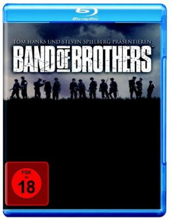 Band of Brothers (6 Discs) [FSK 18] [Blu-ray]
