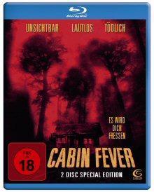Cabin Fever (2002) [FSK 18] [Blu-ray]