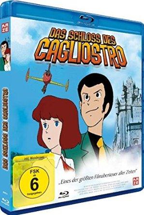 Das Schloss des Cagliostro (1979) [Blu-ray]