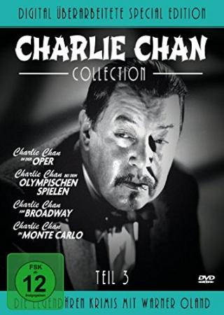 Charlie Chan Collection - Teil 3 (Special Edition) (4 DVDs)