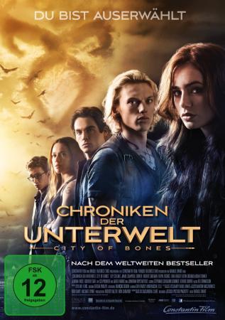 Chroniken der Unterwelt - City of Bones (2013)
