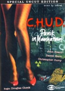 C.H.U.D. - Panik in Manhattan (Cover B) (1984) [FSK 18]