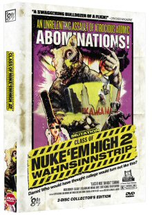 Class of Nuke 'Em High 2 (Limited 999 Edition, 2 Discs) (1991) [FSK 18]