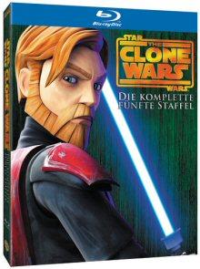 Star Wars: The Clone Wars - Staffel 5 (2 Discs) [Blu-ray]