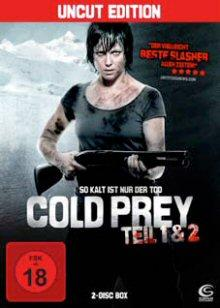 Cold Prey 1&2 (2 DVDs) [FSK 18]