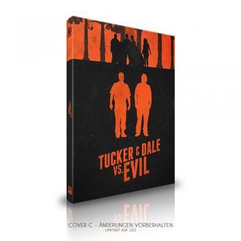 Tucker & Dale vs Evil (Limited Mediabook, Cover C) (2009) [Blu-ray]