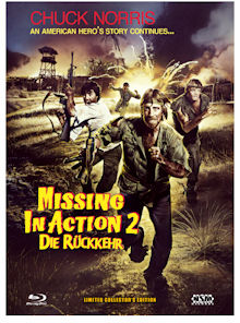 Missing in Action 2 - Die Rückkehr (Limited Mediabook, Blu-ray+DVD, Cover A) (1985) [FSK 18] [Blu-ray]
