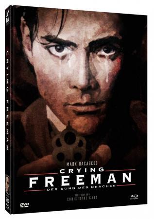 Crying Freeman - Der Sohn des Drachen (Limited Mediabook, Blu-ray+DVD, Cover B) (1995) [FSK 18] [Blu-ray]