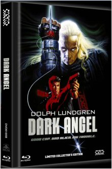 Dark Angel (Limited Mediabook, Blu-ray+DVD, Cover B) (1990) [FSK 18] [Blu-ray]