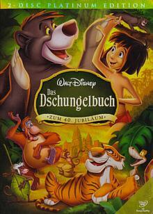 Das Dschungelbuch (Platinum Edition, 2 DVDs) (1967)