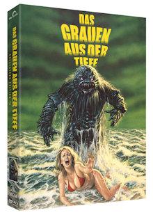 Das Grauen aus der Tiefe (3 Disc Limited Edition, Blu-ray+DVD) (1980) [FSK 18] [Blu-ray]