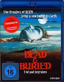 Dead and buried (Uncut) (1981) [Blu-ray]