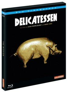 Delicatessen (1991) [Blu-ray]