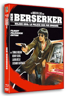 Der Berserker (Limited Edition, Blu-ray+DVD) (1974) [FSK 18] [Blu-ray]