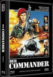 Der Commander (Limited Mediabook, Blu-ray+DVD) (1988) [FSK 18] [Blu-ray]