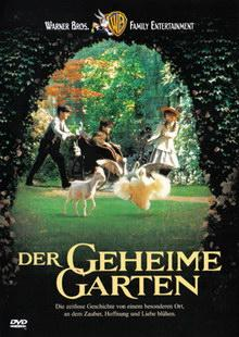 Der geheime Garten (1993) [EU Import mit dt. Ton]