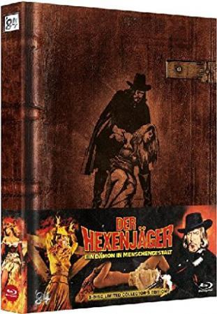 Der Hexenjäger (3 Disc Limited Mediabook, Blu-ray + 2 DVDs) (1968) [FSK 18] [Blu-ray)