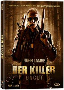 Der Killer (Mediabook, DVD+Blu-ray) (2012) [FSK 18] [Blu-ray]