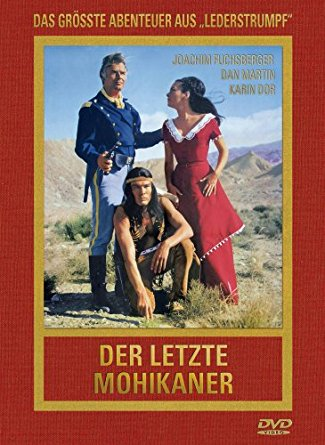 Der letzte Mohikaner (1965) [Gebraucht - Zustand (Sehr Gut)]